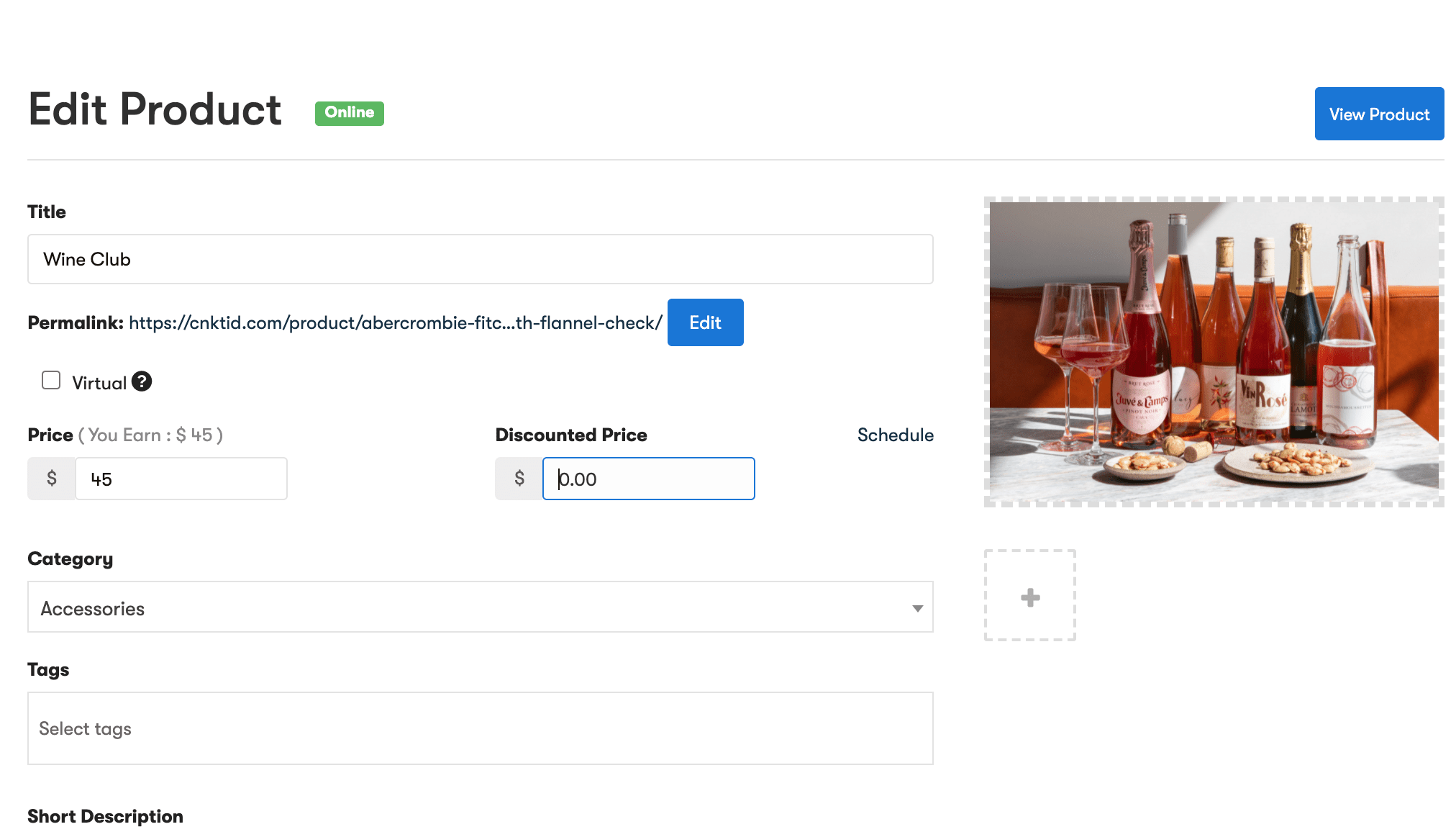 How to sell alcohol online